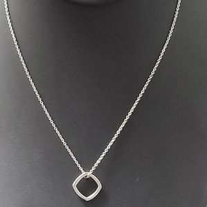 """Tiffany & Co """"Frank Gehry"""" Torque Pendant Necklace"""